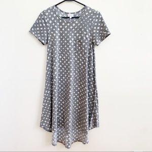 LuLaRoe High Low Shirt Dress
